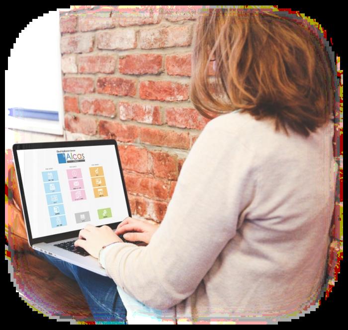 新ソフトサービス商品『Alcas 』を7月より発売開始《月額課金型ASP商品》